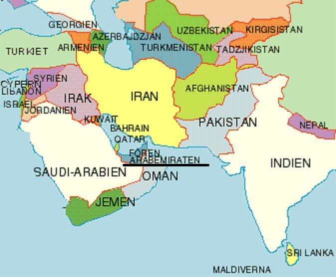 förenade arabemiraten karta .rally racing.  /rapporter/2007/abudhabi/dag1/ förenade arabemiraten karta